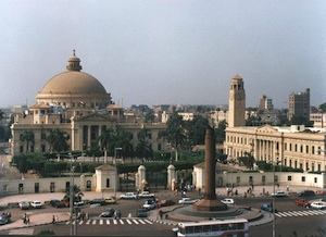 My favorite neighbourhood in…Cairo