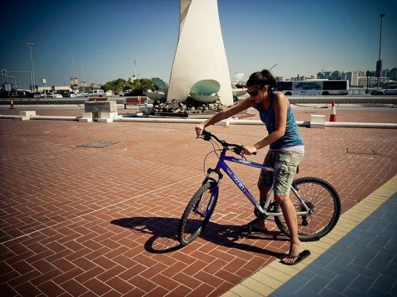 Cycling culture growing in the UAE