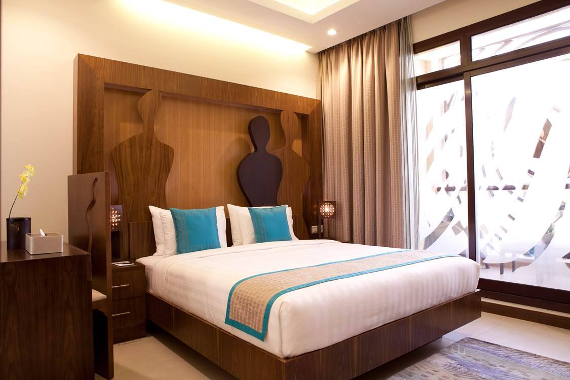 Elan art inspired boutique hotel apartment opens in for Trendy hotels dubai