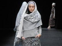 Hijab design takes centre stage at Tokyo Fashion Week