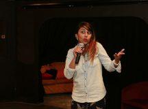 Emirati stand-up comic Sheida Ibrahim is raring to broaden her horizons and the UAE's comedy scene