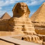 Walk like an Egyptian using Google Street View