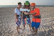 Away from  Dubai's tourist trail with Peeta Planet