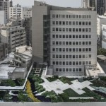Beirut bank gets Lebanon's largest rooftop garden by GreenStudios