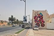 Out in the open: street art back on Dubai's artistic agenda