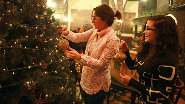 Syria Christmas