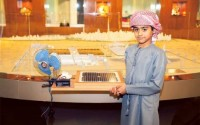 Emirati boy honoured for clean energy ideas