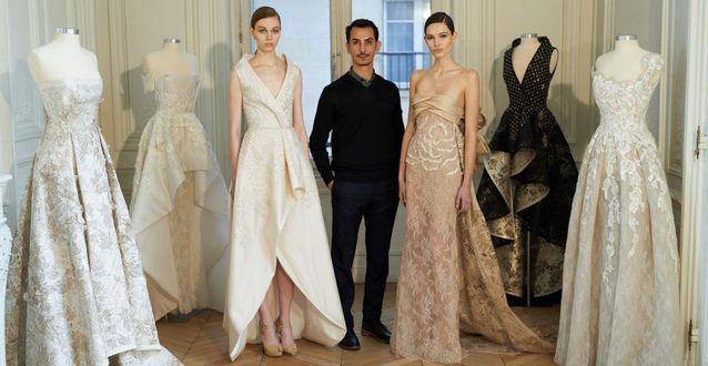 Elan Dubai Based Rami Al Ali Unveiled New Collection In Paris Elan