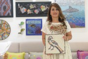 Faiza Saeed: Piecing together a generation of mosaic artists in Bahrain