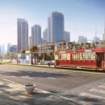 Emaar rolls out new Dubai Trolley tram system