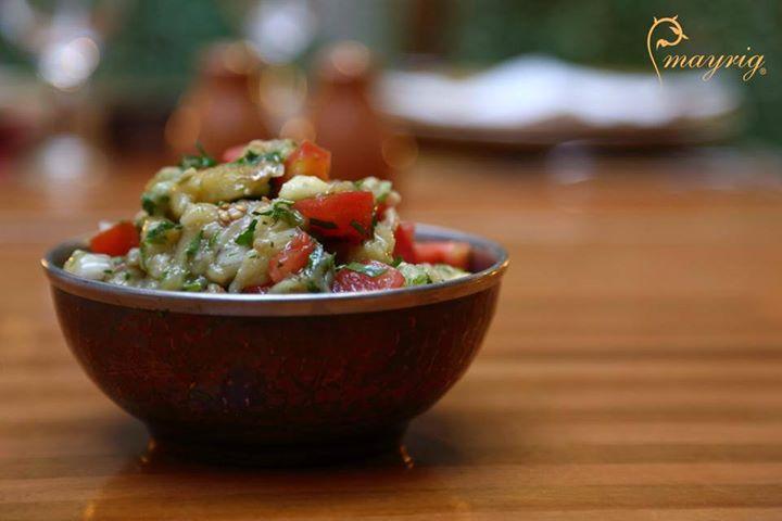 Elan from beirut to the gulf armenian cuisine expands for Armenian cuisine aline kamakian