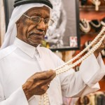 Amid modernization push, souq shop owner a link to Qatar's pearling past
