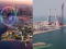 World's largest ferris wheel takes shape in Dubai