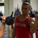 Five Minutes with… Bahrain's first female bodybuilder