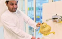 Saving water in UAE's mosques