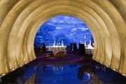 Al Mahara restaurant in Burj Al Arab offers a one-of-a-kind experience