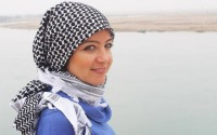 Aleppo woman bags Mackler courageous journalism award