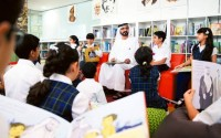 "Mohammed bin Rashid launches ""Arab Reading Challenge,"" largest initiative of its kind with AED11m in incentives"