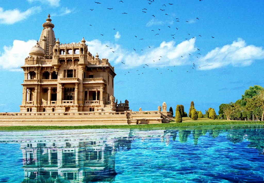 El Baron Palace, Lake View