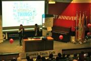 Eureka Tech Talk ignites spark for tech and entrepreneurship in Jordanian kids