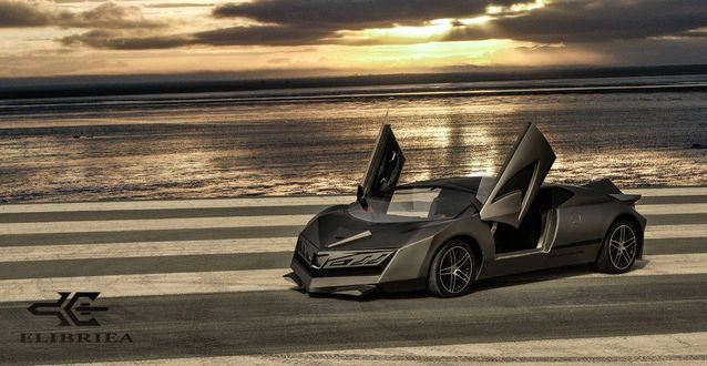 Qatar reveals first home-grown supercar