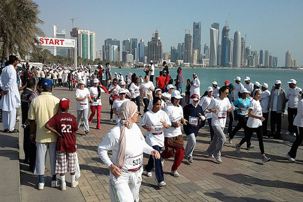 Get off the Couch, it's Qatar National Sports Day!