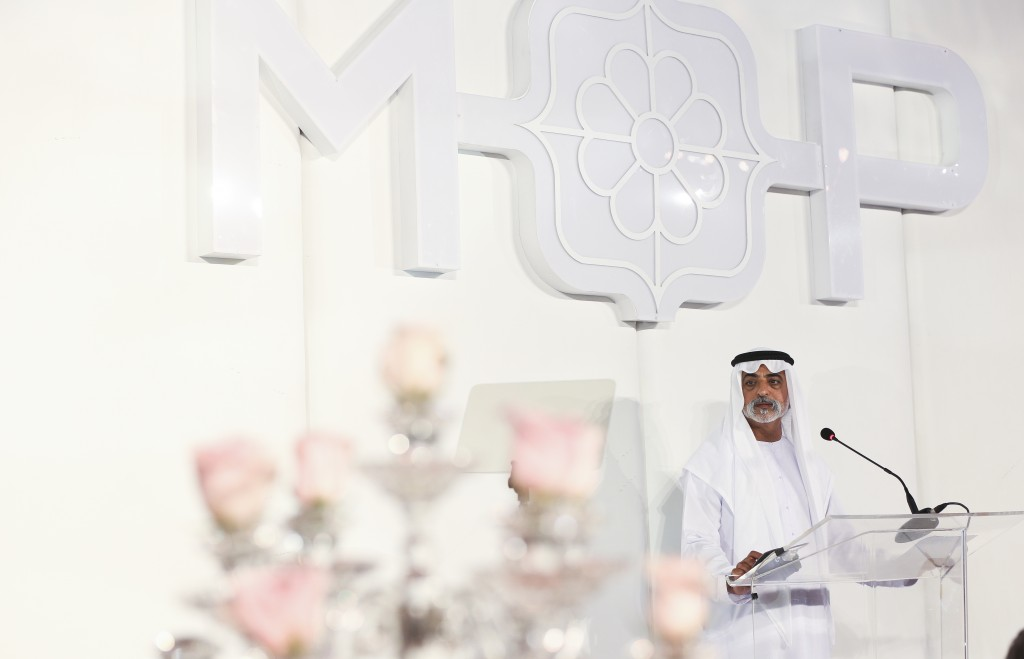 Elan's Landmark Leader Profile: Sheikh Nahyan bin Mubarak Al Nahyan, Sheikh of Hearts