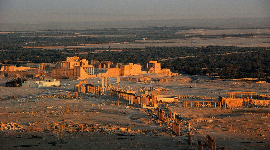 10 Historical Sites the Ongoing Syrian War has Ruined