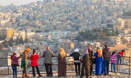 One small step for Amman: could a viral video shake up Jordan's stifled capital?
