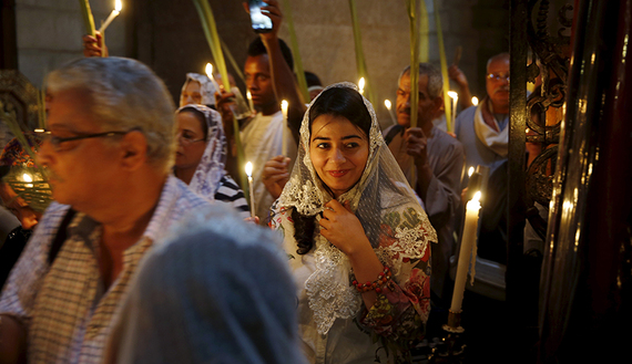 Easter in Egypt Resurrects Debate Over Travel to Israel