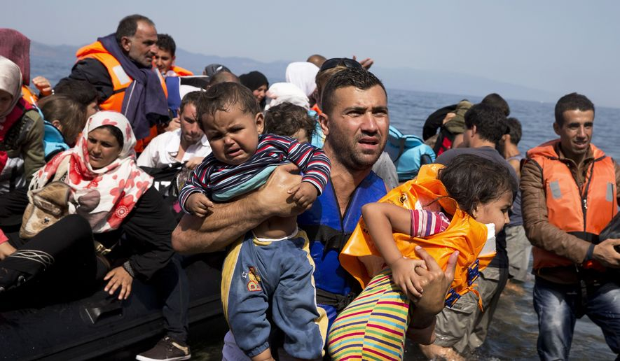 State Department sets new single-day record for Syrian refugee approvals