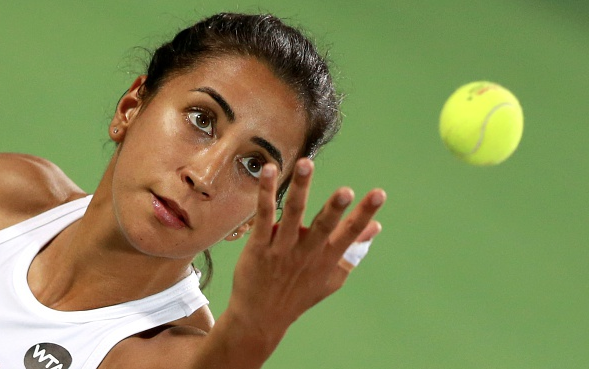 In early rounds at French Open, Turkish tennis player makes history