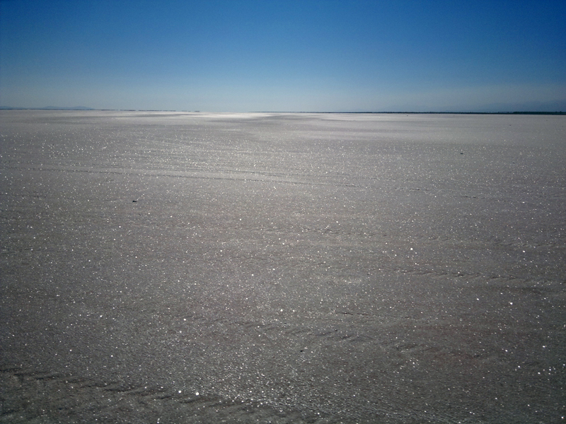 Iran's Shrinking Lake Urmia Comes Under the Spotlight, Thanks to Hollywood's Leonardo DiCaprio