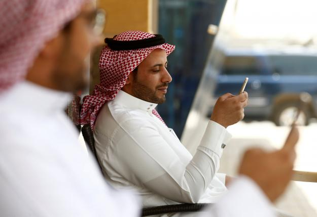 Saudi Arabia's rulers adapt message for social media age