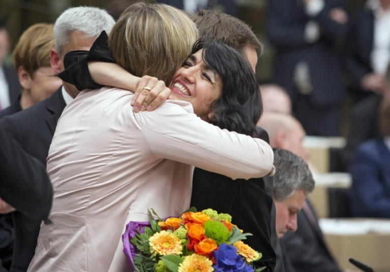 How this woman became Germany's first Muslim Parliamentary President