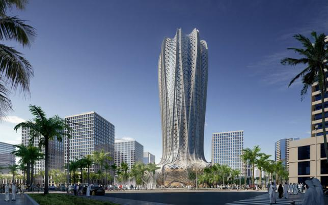 Qatar to Build Zaha Hadid Hotel Shaped Like Desert Flower