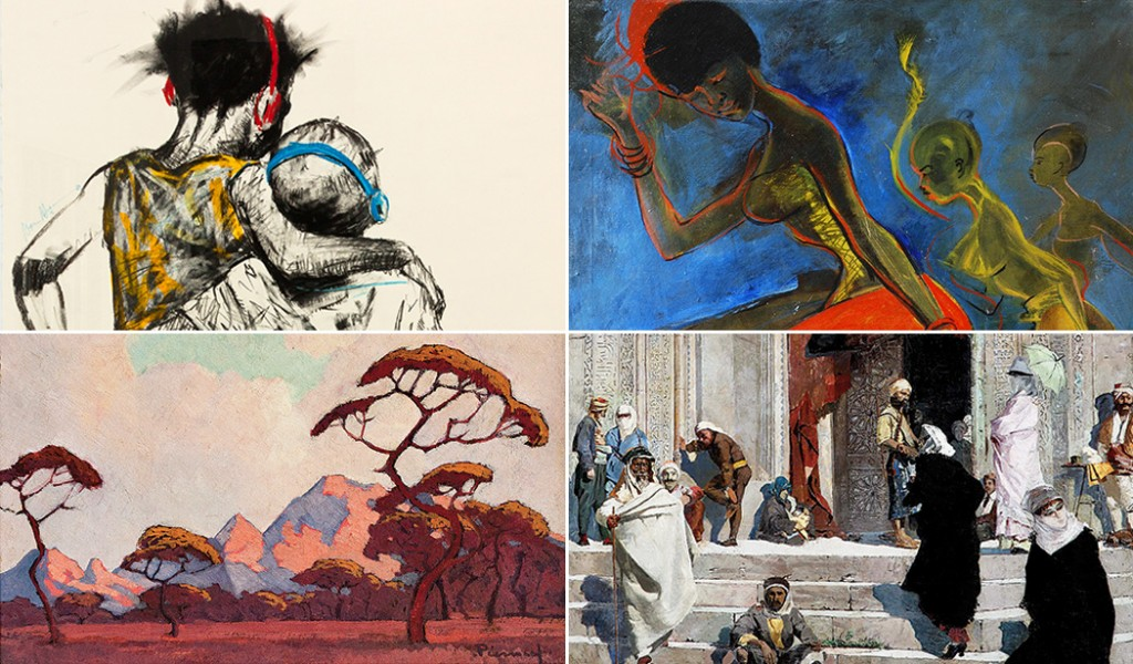 Top Auction Houses of 2016: Africa and the Middle East