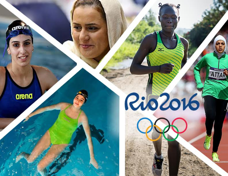 5 Arab Women Olympians Who Have Faced a Long Journey to Rio 2016