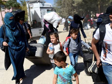 UAE to receive 15,000 Syrian refugees over the next five years