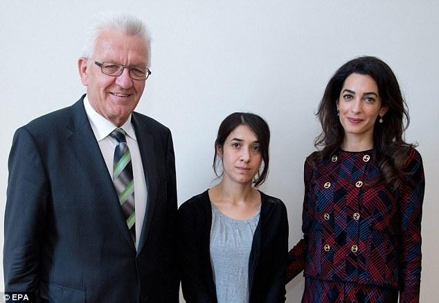 Yazidi girl Nadia Murad, former ISIS sex slave, becomes United Nations goodwill ambassador