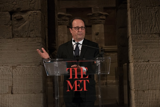 François Hollande announces $100m fund to protect cultural heritage in the Middle East