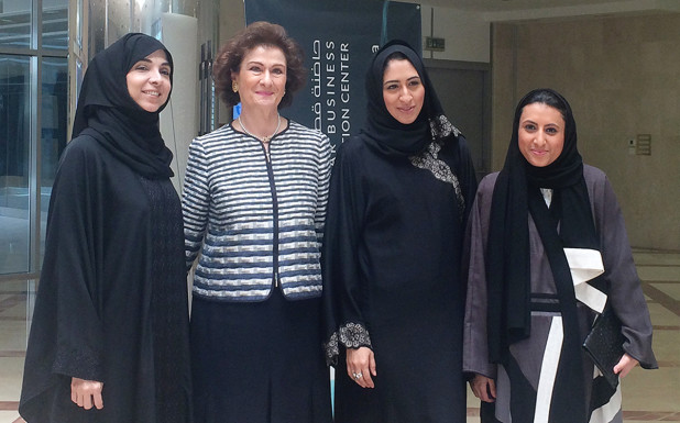 Women in Qatar lead the Gulf with start-up spirit