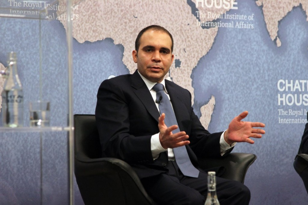 Prince Ali of Jordan: It's 'Shameful' of FIFA to Disband Anti-Racism Task Force