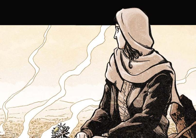 Marvel Comics Debuts Series About a Syrian Mother