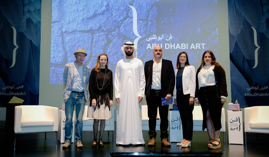 Creative art installations, captivating talks and inspiring performances converge in the UAE capital as Abu Dhabi Art 2016 opens