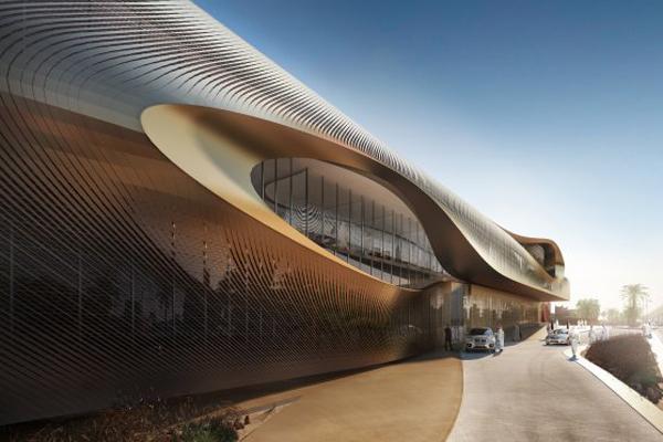 Zaha Hadid Architects' design selected for new Saudi heritage center