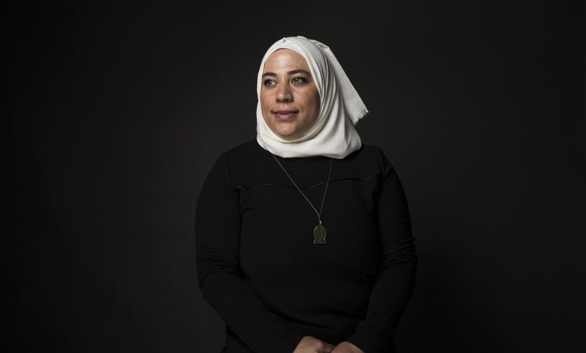 Syrian refugees speak out at Sundance