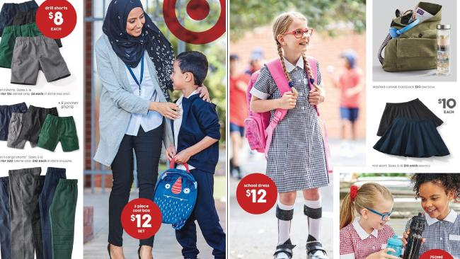 Target wins praise for hijab woman pic in catalogue