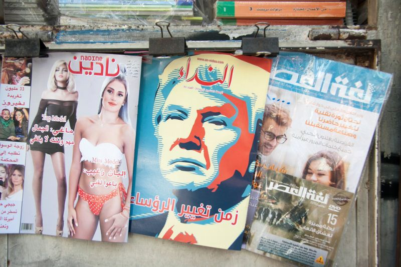 Meet the Arabs Who Say Trump Will Make the Middle East Great Again
