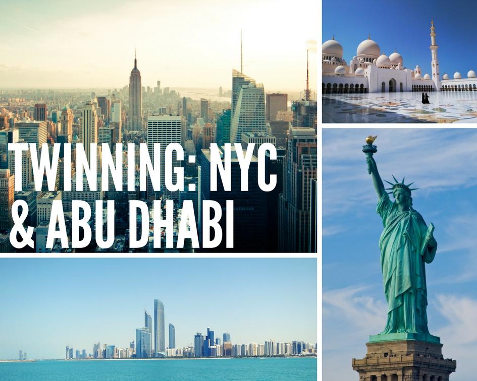 Twinning: Abu Dhabi & NYC